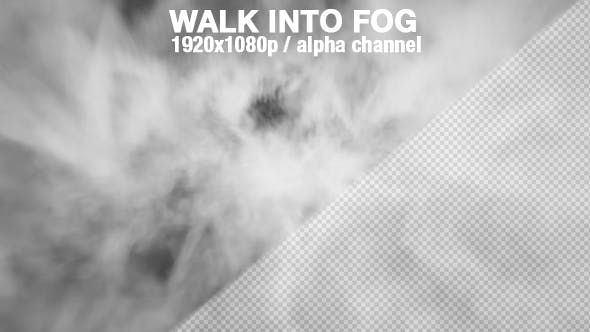 Thumbnail for Fog - Walking into Fog