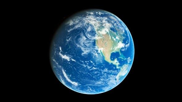 Thumbnail for Earth Rotation