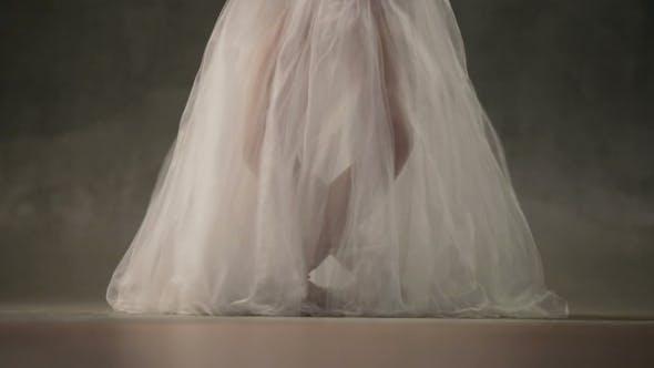 Thumbnail for Ballerina Dancing In Studio