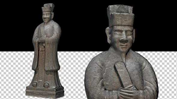 Thumbnail for Chinese Statue