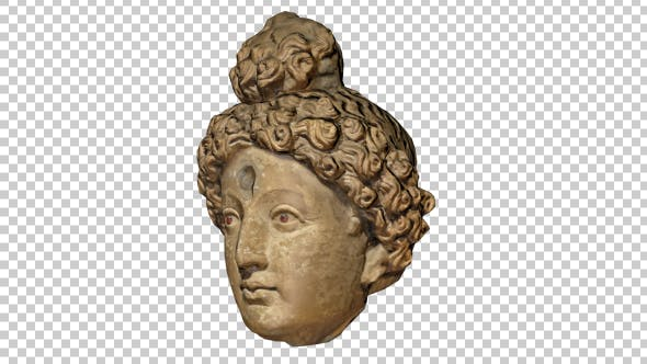 Cover Image for Ancient Head Statue