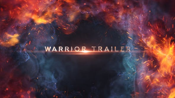 Warrior Trailer Titles