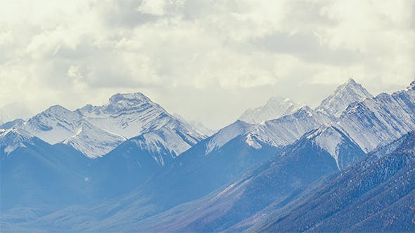 Thumbnail for The Canadian Rockies from Banff, Alberta