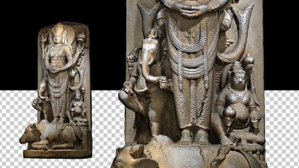 Thumbnail for Posthumous Portrait of a Queen as Parvati