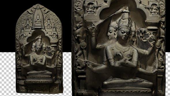 Thumbnail for Manjuvajra Statue
