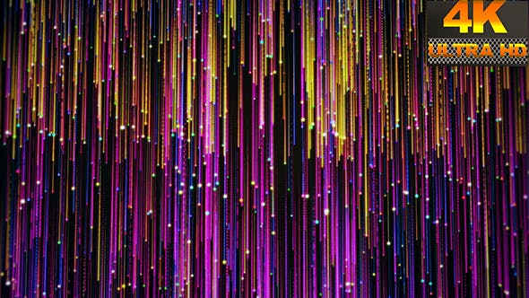 Shining Color Background