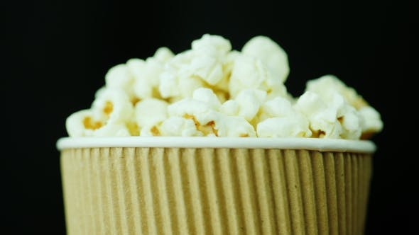 Thumbnail for Glass of Mouth-Watering Popcorn