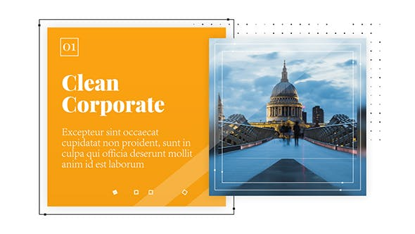 Thumbnail for Clean Corporate - Business Presentation