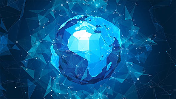 Thumbnail for Global Data Network Abstract Background