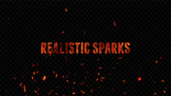Realistic Sparks