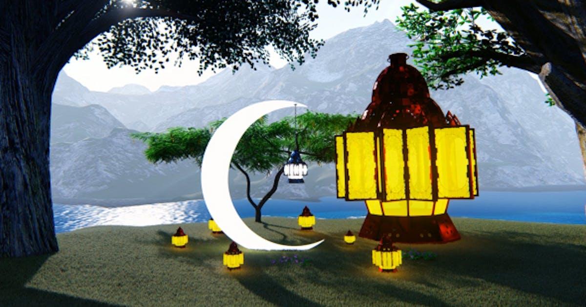 Ramadan Scene
