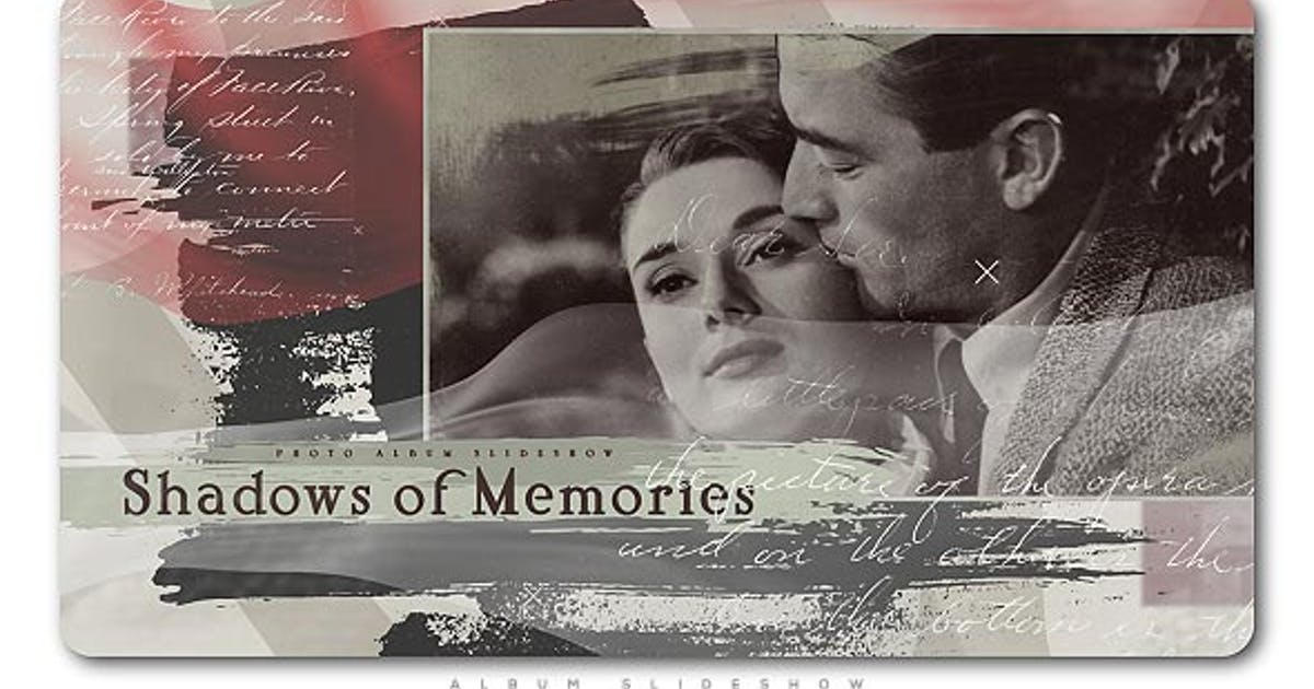 Download Shadows of Memories Album Slideshow by TranSMaxX