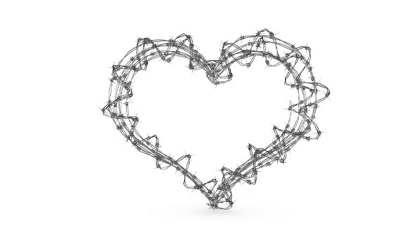 Thumbnail for Barbed Wire Heart