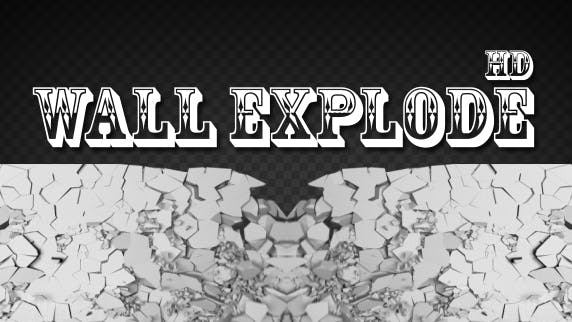 Wall Explode