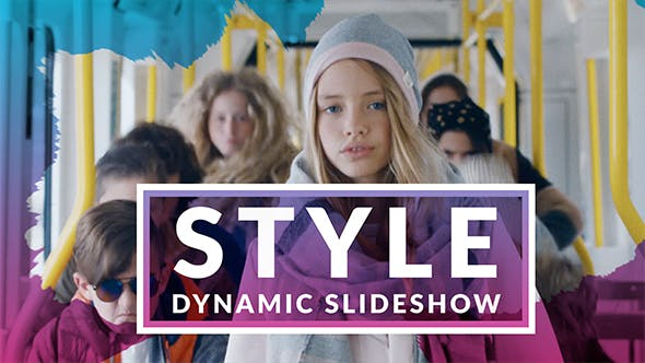 Thumbnail for Style // Dynamic Slideshow