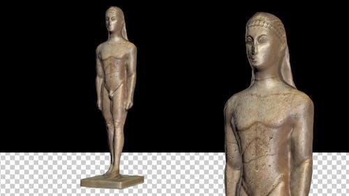 Archaic Greek Sculpture