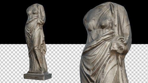 Greek Women Statue