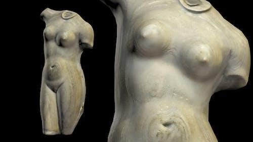Griechische Frauen Torso