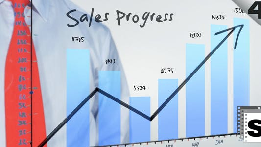 Thumbnail for Sales Progress