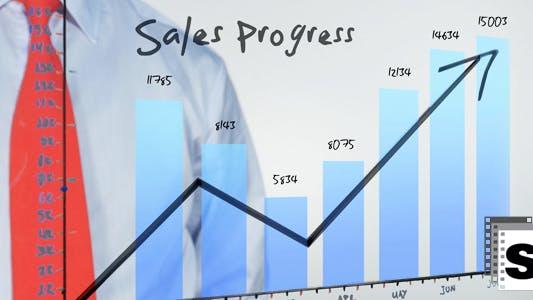 Thumbnail for Sales Progress