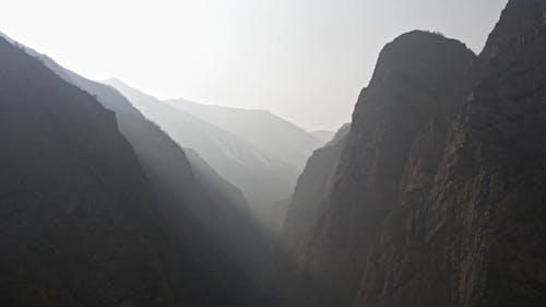 Dark Terrible Gorge of Unknown Mountains