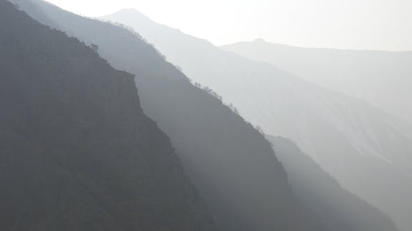 Outlines of Rocks of Unusual Mountain Topography
