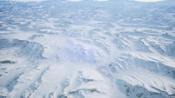 Snow Covered Terrain