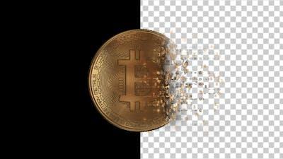 A Matrix Bitcoin Coin