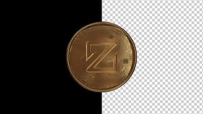 A Coiling Loop ZCoin Crypto