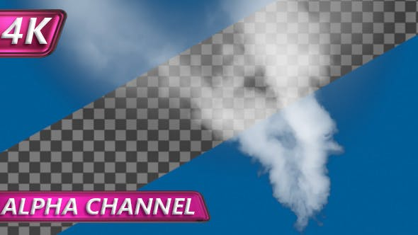 Thumbnail for White Billowing Smoke with Dispersion