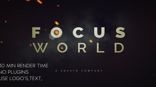Thumbnail for Energy Burst Logo Reveal