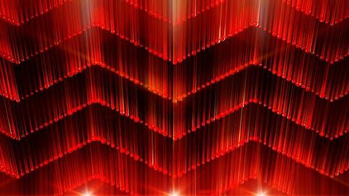 Red Curtain Loop