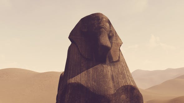 Thumbnail for Sphinx and Desert
