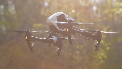 Drone UAV Beauty Shot