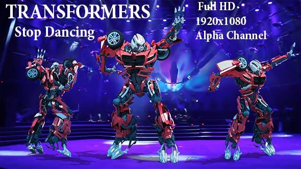 Thumbnail for Stop Dance Transformator