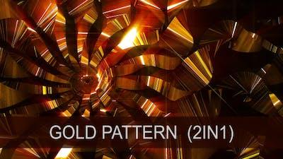 Gold Pattern (2in1)