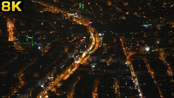 Thumbnail for Night City Traffic Lights