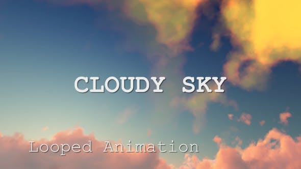Thumbnail for Cloudy Sky 3