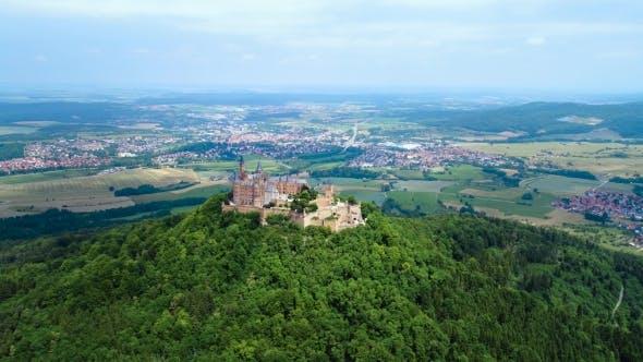 Hohenzollern Castle, Germany