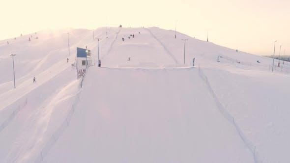 Thumbnail for Snowboard Competición Big Air