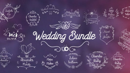 Cover Image for Wedding Titles