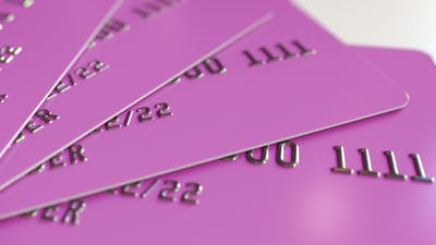 Pink Credit Cards