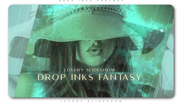 Thumbnail for Drop Inks Fantasy Luxury Slideshow