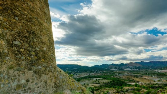Thumbnail for View From Hill Near Castle Sagunto