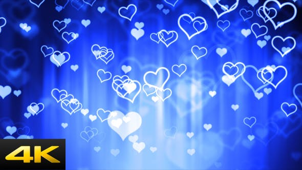 Thumbnail for Blue Hearts of Love