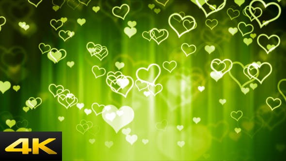 Thumbnail for Green Hearts of Love