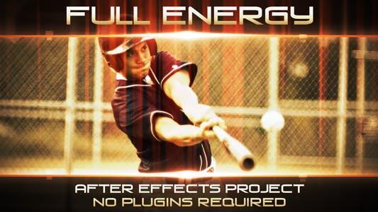 Thumbnail for Energía total