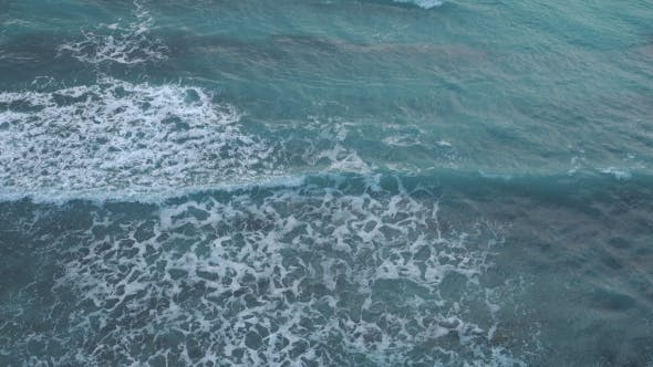 Thumbnail for Wasserwellen, Meer Ozean Hintergrund
