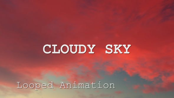 Thumbnail for Cloudy Sky 4