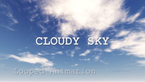 Cloudy Sky 5